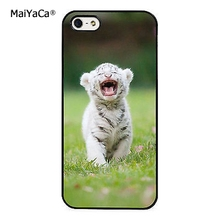MaiYaCa Tiger Cub Roar Baby soft mobile cell Phone Case Cover For Samsung Galaxy S7 Edge Custom DIY cases(China)