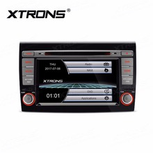 XTRONS 7'' Car DVD Player 2 din Radio GPS Navigation Steering wheel For FIAT BRAVO 198 2007 2008 2009 2010 2011 2012 2013 2014