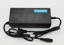 Wheelbarrow charger lithium battery charger 60V 67.2V2A for 16S Lipo Batteries(China)