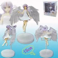 Action Figure Angel Beats Tachibana Kanade SC 2 Edition Cute Doll 15cm PVC Collectible Model Electric shock Limited anime Toys