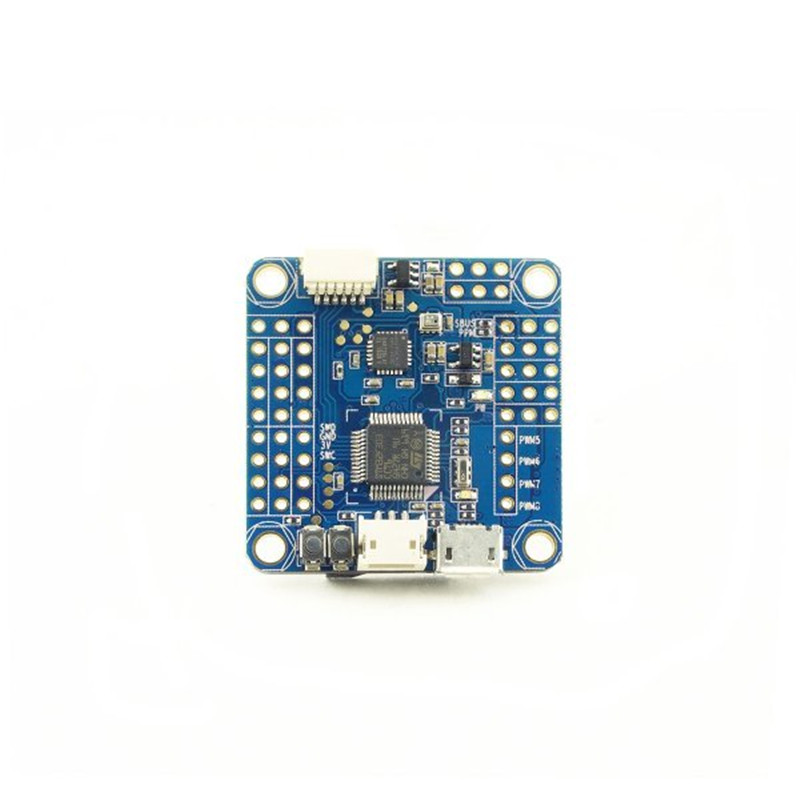 Betaflight Omnibus F3 Flight Controller With Integrated OSD Barometer Support SD Card For FPV Racer Helicopter Quadcopter<br>