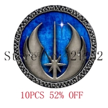 Jedi Order Inspired Pendant A2 Glass Photo cabochon necklace keyring bookmark cufflink earring