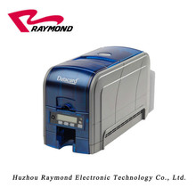 Datacard SD160 Rewritable Single Side Plastic PVC ID Card Printer ( use 534100-001-R002 YMCKT Color Ribbon )(China)