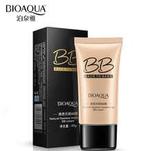 BIOAQUA Brand Natural Flawless BB Cream Makeup Brighten Concealer Oil-control Refreshing Segregation Base Cosmetics 3 Colors(China)