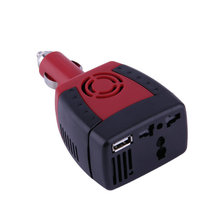 New 150W Car Power Inverter Charger Adapter 12V DC To 110V AC USB 5V Hot Selling(China)