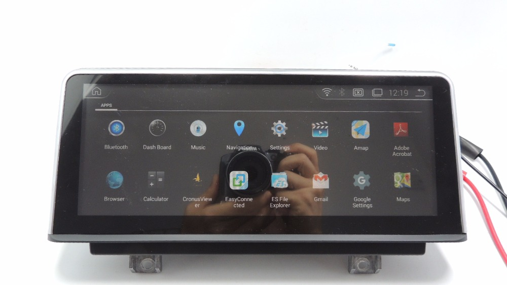 """YOKOTRON"" 10.25""Touch Android 4.4 Car Radio Audio Stereo MP5 for BMW 3&4 Series F30 F31 F34 F32 F33 F36 2013-2016+GPS Navi(China (Mainland))"