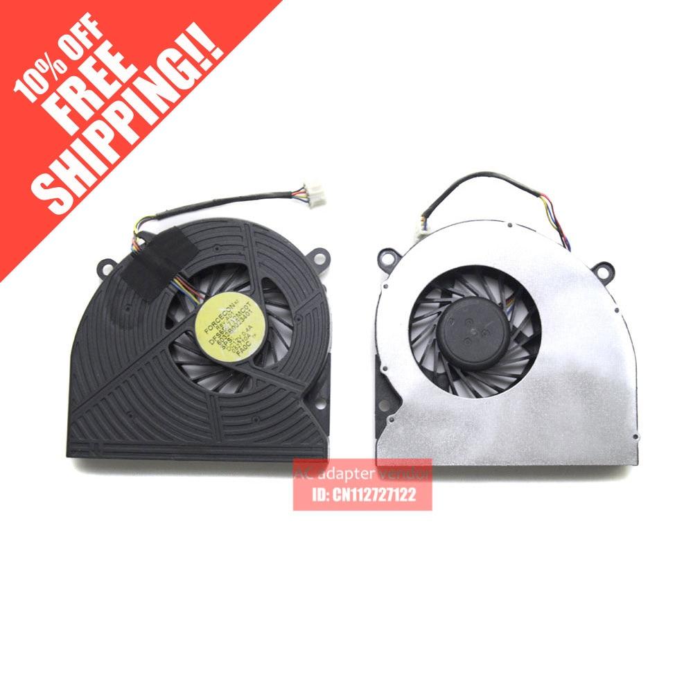 FOR Dell XPS M1730 CPU fan WW425 DFS651712MC0T FAG6 fan<br>