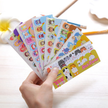 New Cartoon Cute Candy Insect Dolphin Creativity Self-adhesive Memo Pad Sticky Notes Bookmark Pepsi Stick School Office Supply(China)