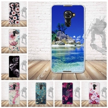 Cellphone Case For Alcatel Idol 4S Soft TPU Ultra Thin Cases For Alcatel Idol 4S Windows Mobile Phone Capa Silicone Back Cover
