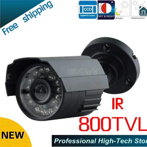 Free shipping new hot selling CCTV 800TVL SONY CCD Color IR CCTV Security Camera Video Outdoor 3-16mm lens arbitrary choice<br>