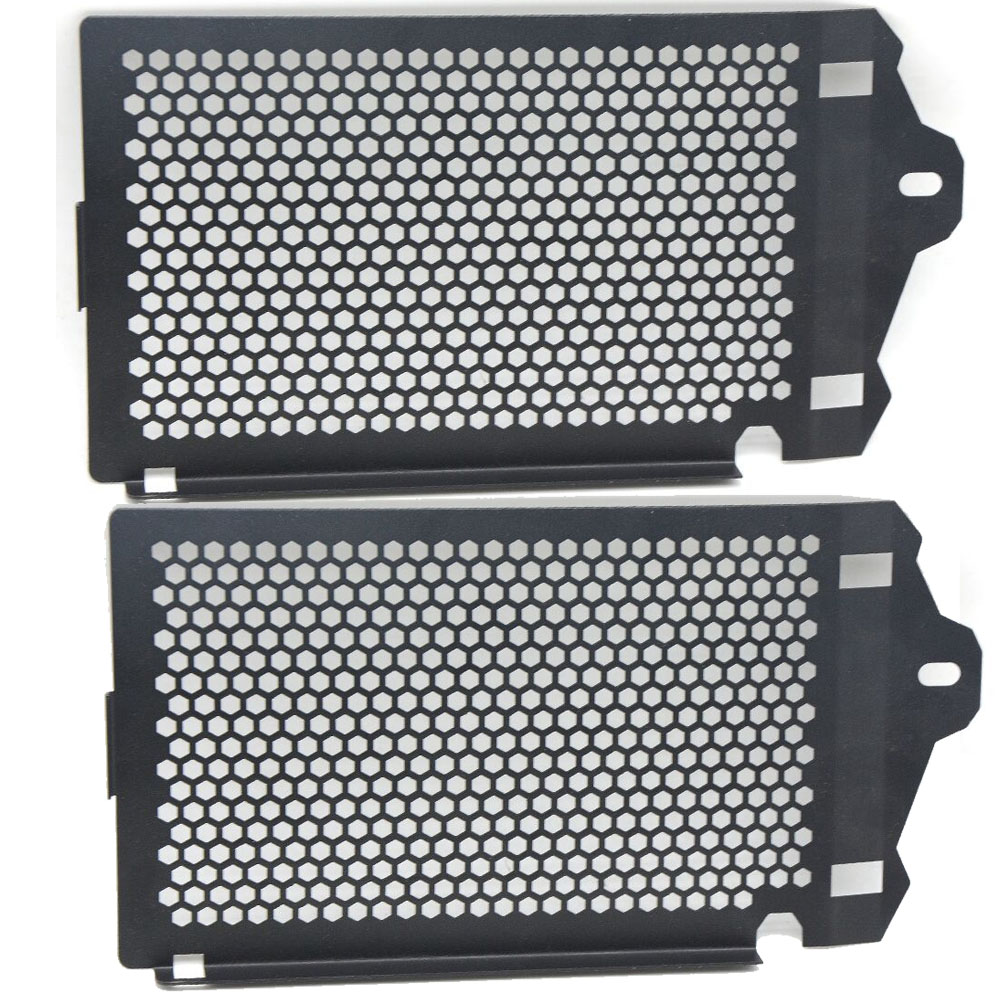 2 pieces For BMW R1200GS ADV 2013 2014 2015 2016 motorcycle Accessories radiator protective cover Guards Grille Cover Protecter