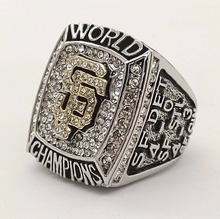Drop Shipping Good Quality 2012 San Francisco Giants Baseball Championship Rings Custom Sports Replica Jewelry