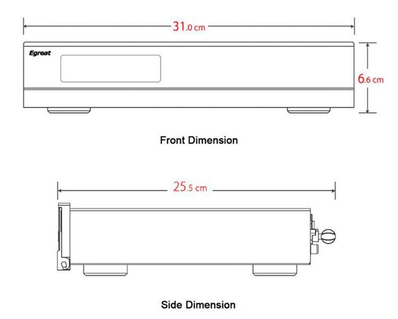 7 A10 S Dimension