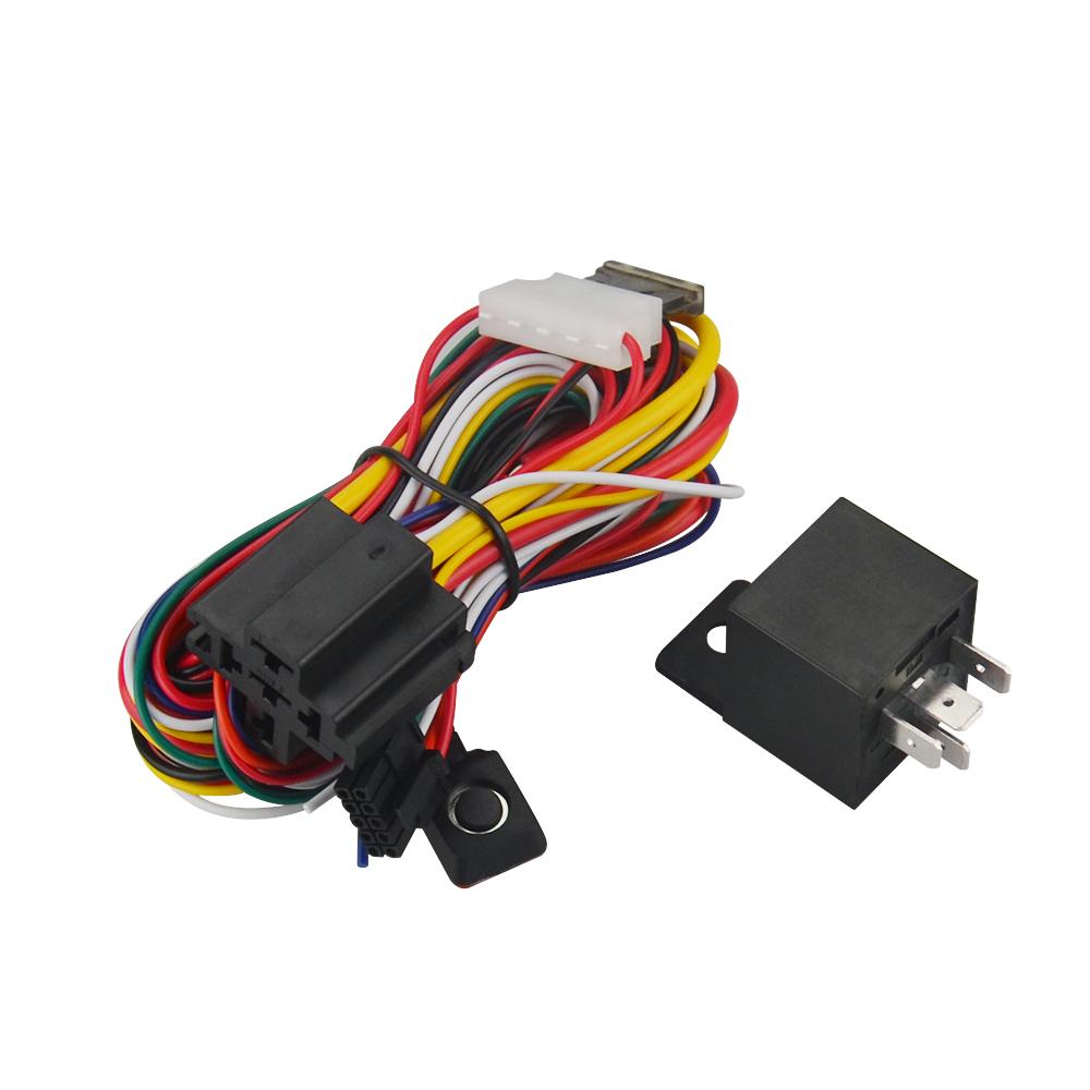 Grohandel Coban Original Gps Tracker Zubehr 10 Pin Harness Wiring 1pc 10pin Relais Passend Fr Gps103a Gps103b Tk103a Tk103b