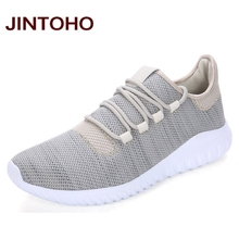 JINTOHO Valentine Summer Sneakers Shoes Cheap Sport Running Shoes Outdoor Men Sneakers Women Tennis Training Shoes Men Trainers(China)