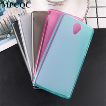 Buy MPCQC Soft TPU Pudding Cases DOOGEE Homtom HT3 HT16 Case Homtom HT7 / HT7 Pro Mobile Phone Case Silicon Cover Phone Cove for $1.42 in AliExpress store