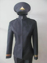 Star Trek Spock Custom Made Uniform Cosplay Costume
