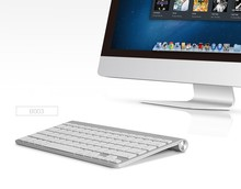 Ultra-thin Bluetooth wireless keyboard for tablet phone Andriod/windows/ios For iMac 21.5 27 inch mini keyboard