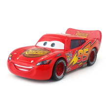 Disney Pixar Cars No.95 Radiator Springs Lightning McQueen Metal Diecast Toy Car 1:55 Loose Brand New In Stock & Free Shipping(China)