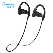Buy GOOKEE Bluetooth Headphones IPX4 Waterproof Wireless Headphone Sports Bass Bluetooth Earphone Mic Phone IPhone Xiaomi for $65.00 in AliExpress store