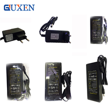 1A 2A 3A 5A 6A 8A 10A Power Adapter for Led Strip DC 12V Voltage Transfomer with EU US UK AU Plug Power Supply Led Driver
