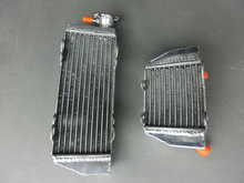 left and right NEW Aluminum Radiator for GPI racing radiator Ktm 85 sx 105 sx sx85 sx105 2003-2012 aluminum alloy radiator KTM(China)