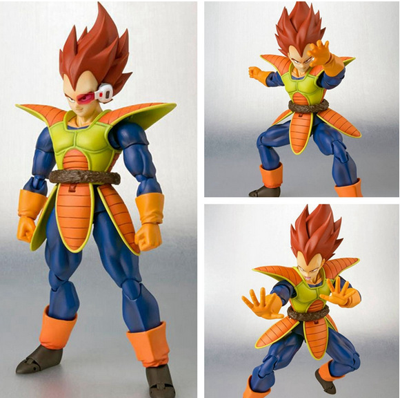 New arrival 16cm anime dragon ball z shfiguarts Vegeta pvc action figure toy with box kids model toys juguetes hot freeshipping<br>