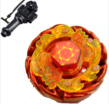 4D hot sale beyblade Sale Sol Blaze Beyblade spare parts (AKA Solar Sun God) BB89 Toys For Launcher metal jouets gyroscope top f