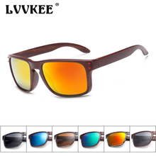 men sunglasses women Wood grain sunglasses Designer Fashion Glasses Sunglass Flooring Brand sunglasses 9102 No logo