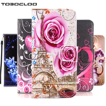 Flip Leather TPU Stand Wallet Flower Case For Samsung Galaxy A3 A5 A7 2016 J1 J3 J5 J7 Grand Prime S3 S4 S5 Mini S6 S7 edge