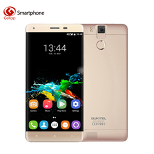 OUKITEL K6000 Pro 5.5'' Android 6.0 Smartphone MTK6753 Octa Core 3G RAM 32G ROM Cell phones 6000mAh Fingerprint Mobile Phone
