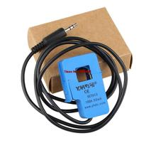 No invasiva de Split Core Transformador de Corriente AC sensor de corriente 100A SCT-013-000