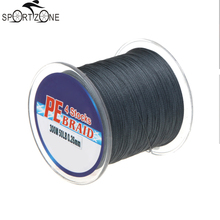 300m Braided Fishing Line Super Strong 4 Stands 50LB 0.26mm Ultra Light Multifilament Fishing Lines Pesca Fishing Tackle Tool