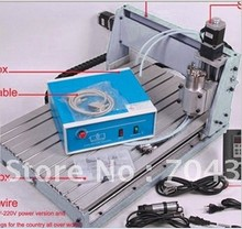 NEW 110VAC 6040Z+S DESKTOP CNC Router(China)