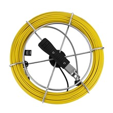 50M Pipe Inspection Camera Sewer Video Snake Plumbing Pumps Tool Wire Cable