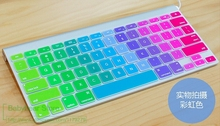 Desktop PC Accessory for Apple Bluetooth Wireless keybord MC184CH A1314 IMAC G6 IMC Keyboard Protector US English Version