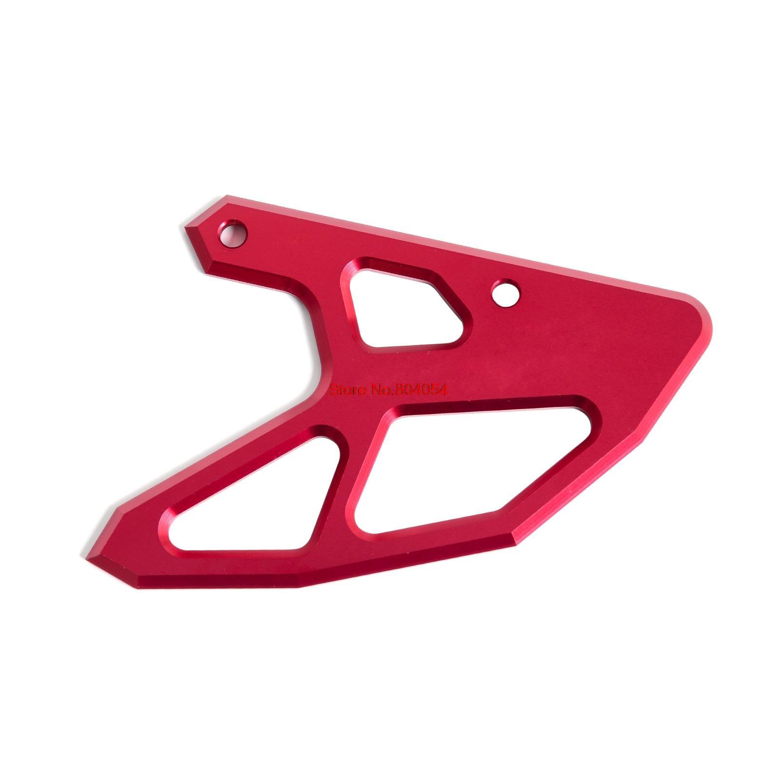 Rear Brake Disc Guard for Honda CR125R CR250R 202-2007 CRF250R CRF250X 2004-2017 CRF450R 2002-2017 CRF450X 2005-2016<br><br>Aliexpress