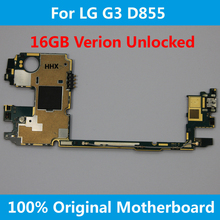 For LG G3 D855 Motherboard Unlocked Mainboard 16GB With Full Chips IMEI Original Android OS Installed Logic Board Good Working(China)