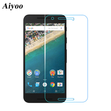 Aiyoo Screen Protector for Google Pixel XL 9H Hardness Anti-Scratch Tempered Glass Film for Google Nexus 6 6P 5X Nexus 5 Nexus 4