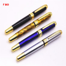 JINHAO 250 All Colour Advanced Business office meeting Fountain Pen Iridium Gold Point Pen(China)