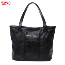 Free Shipping New Autumn And Winter Fashion Single Shoulder Bag Messenger Bag Portable Women Big Bags Factory Wholesale D25(China)