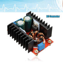 150W 6A Adjustable DC Boost Converter Step Up 10-32V to 12-35V  Voltage Charger Module Power Supply Inverters Converter