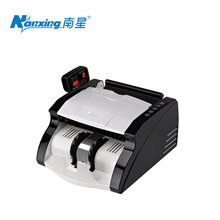 money counter machine with currency detector counterfeit money detection banknote counting UV Lamp bill counter Safe NX-422B