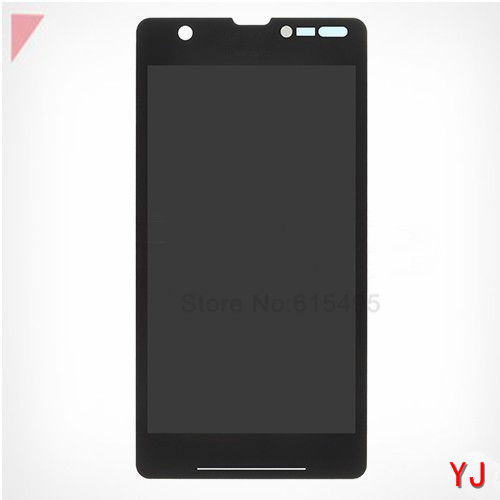 Free shipping Original For Sony Xperia ZR M36h C5503 LCD Assembly with Touch Screen Digitizer-Black<br><br>Aliexpress