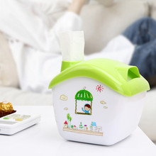 Creative Lovely Tissue Boxes Roll paper holder Home Hotel Bathroom Napkin Holder Kitchen Dining Table Storage