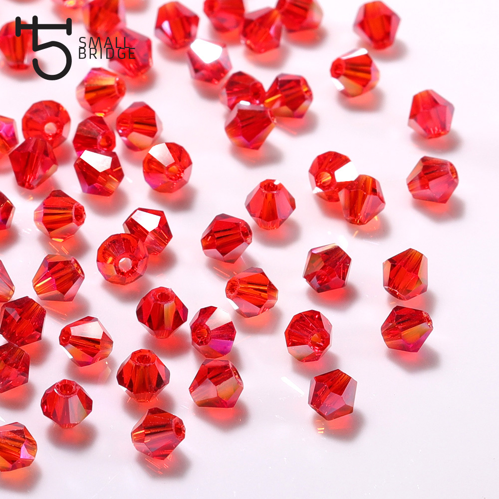 Bicones Glass Beads (3)