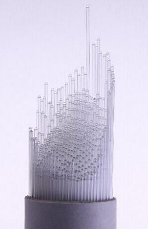 500PCS 200mm No Seal glass Melting point Determination Capillary Tube<br>