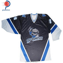 custom sublimated ice hockey uniform for wholesale(China)