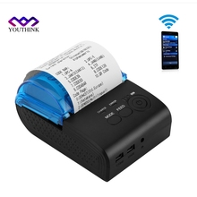 58mm Mini Portable Bluetooth 4.0 Thermal Receipt Printer POS/ESC/STAR for Windows Android Phone Computer