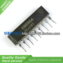 10PCS AN6884 ZIP level LED driver circuit New Original Free Shipping